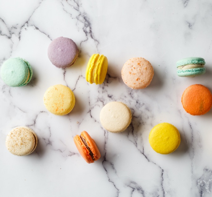 create Your Own Chocolate or Macaron Box